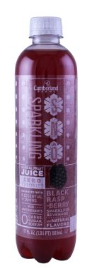 Cumberland Farms Sparkling Sno: Cumberlan BlackRaspberry Front