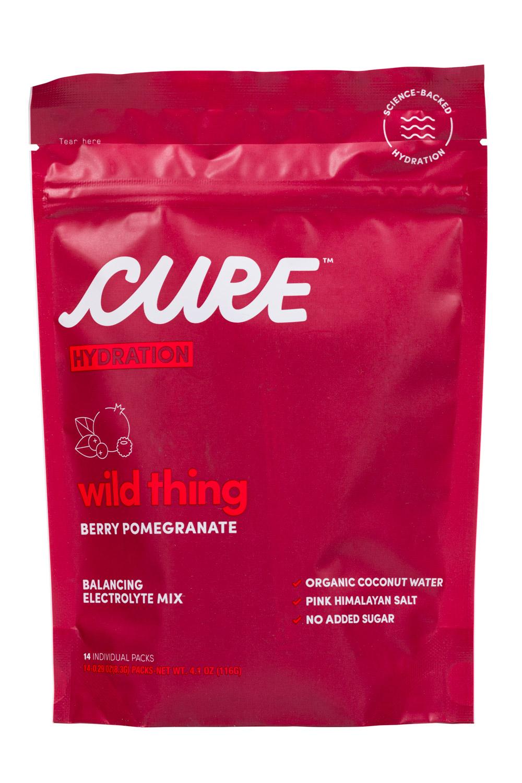 Hydration Mix - Wild Thing Berry Pomegranate(2021)