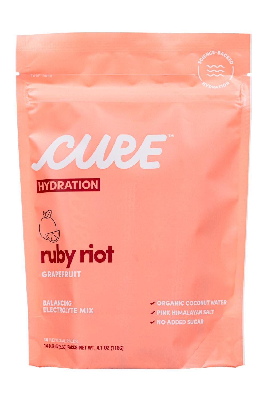 Hydration Mix - Ruby Riot Grapefruit 2021