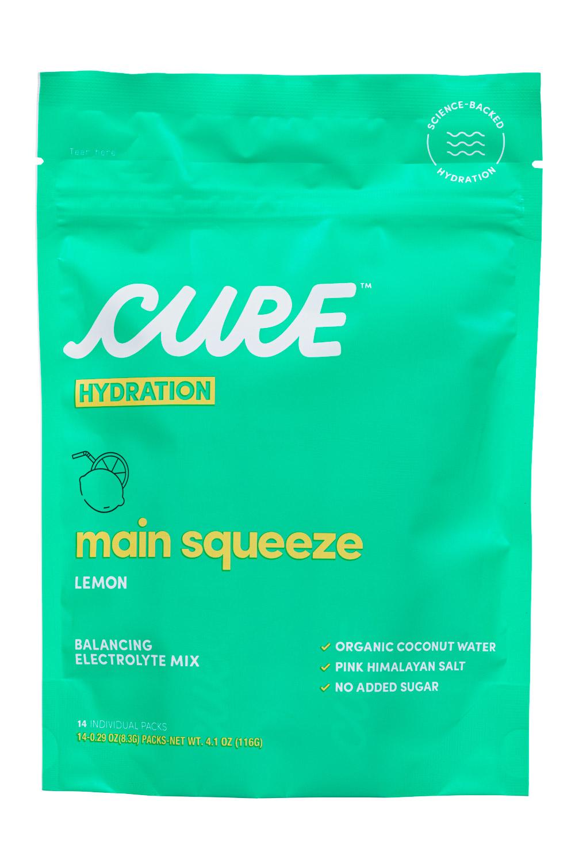 Hydration Mix - Main Squeeze Lemon (2021)