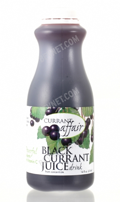 Currant Affair Black Currant Juice: