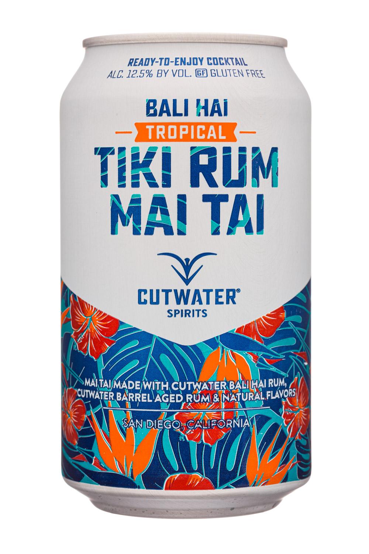 Tiki Rum Mai Tai