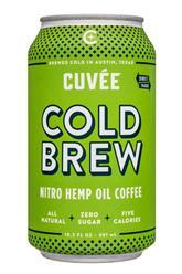 Nitro Hemp Oil Coffee