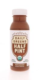 Daily Greens Half Pint: DailyGreens Replenish Front