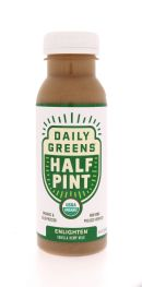 Daily Greens Half Pint: DailyGreens Enlight Front