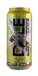 Dále Energy: Dale Pina Front