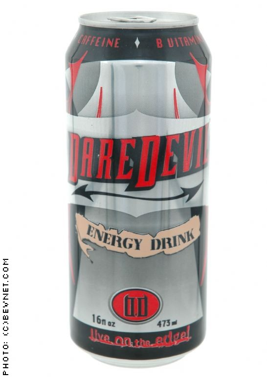 DareDevil Energy Drink: