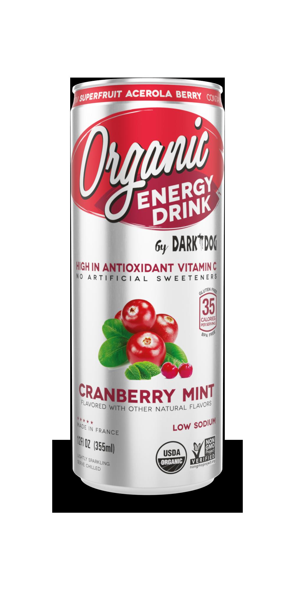 Cranberry Mint