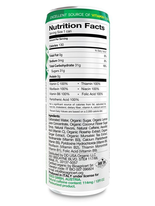 Dark Dog Organic Energy Drink: darkdog_organic_original_back