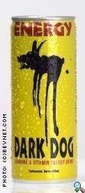 Dark Dog Energy Drink: