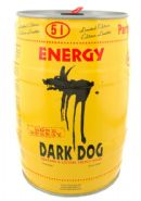 Dark Dog Energy Drink: Keg