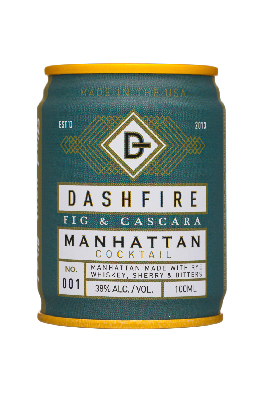 Dashfire: Dashfire-100ml-Cocktail-Manhattan