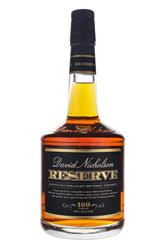 Reserve- Kentucky Straight Bourbon Whiskey