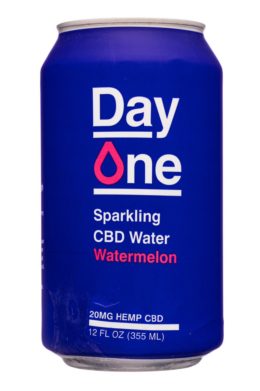 Sparkling CBD Water - Watermelon
