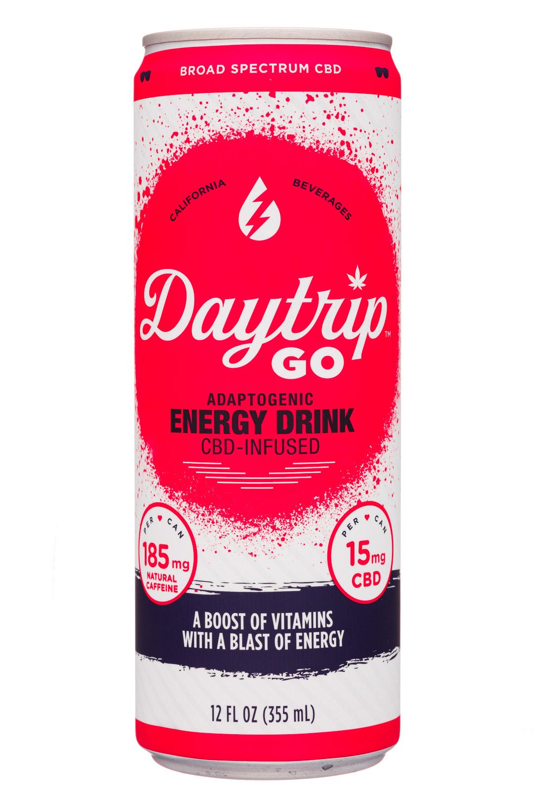 Hemp-Infused Functional Energy Drink
