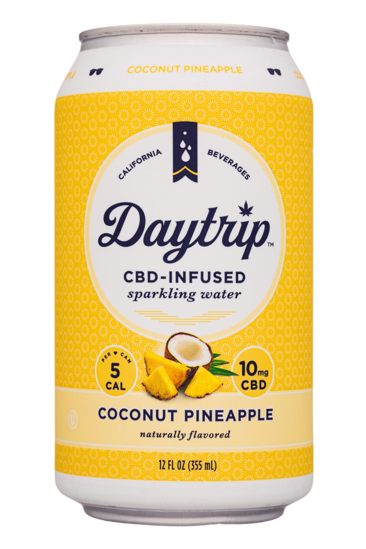 Coconut Pineapple CBD 10mg