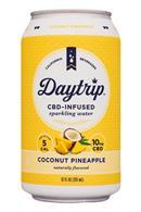 Daytrip-12oz-CBDSparklingWater-CoconutPineapple-Front