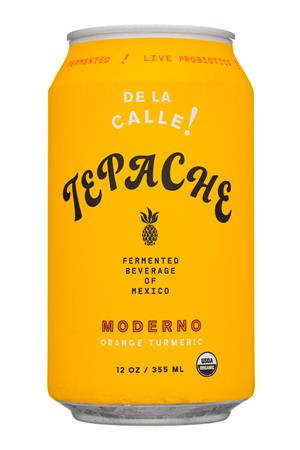 De La Calle!: Tepache-12oz-2020-FermBev-Moderno-Front
