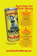 Deep Throat Drink mix page 1