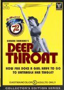 Deep Throat DVD cover