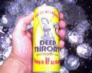 Deep Throat Energy Drink can