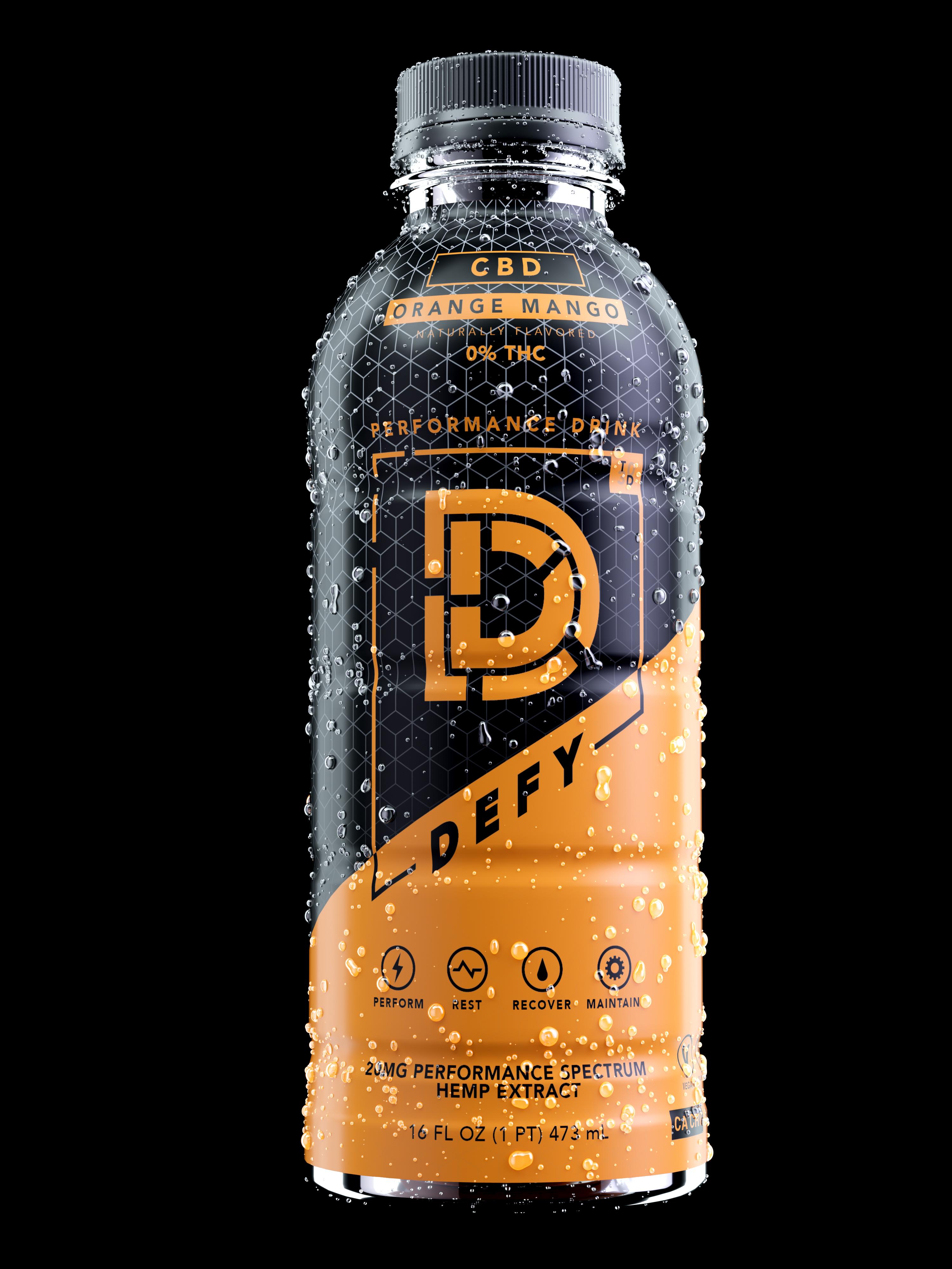 Orange Mango - Performance Drink CBD 20mg