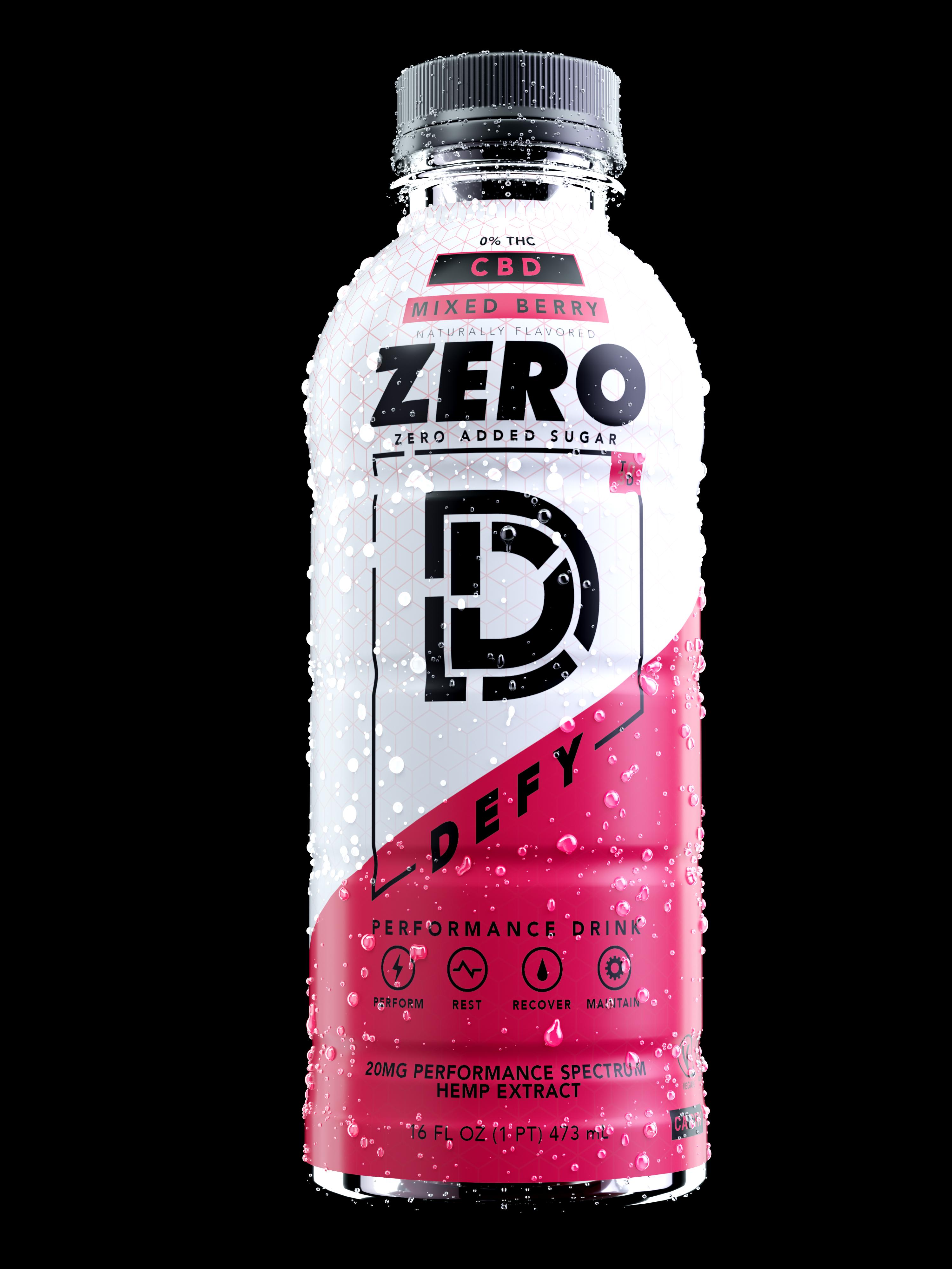 Mixed Berry ZERO