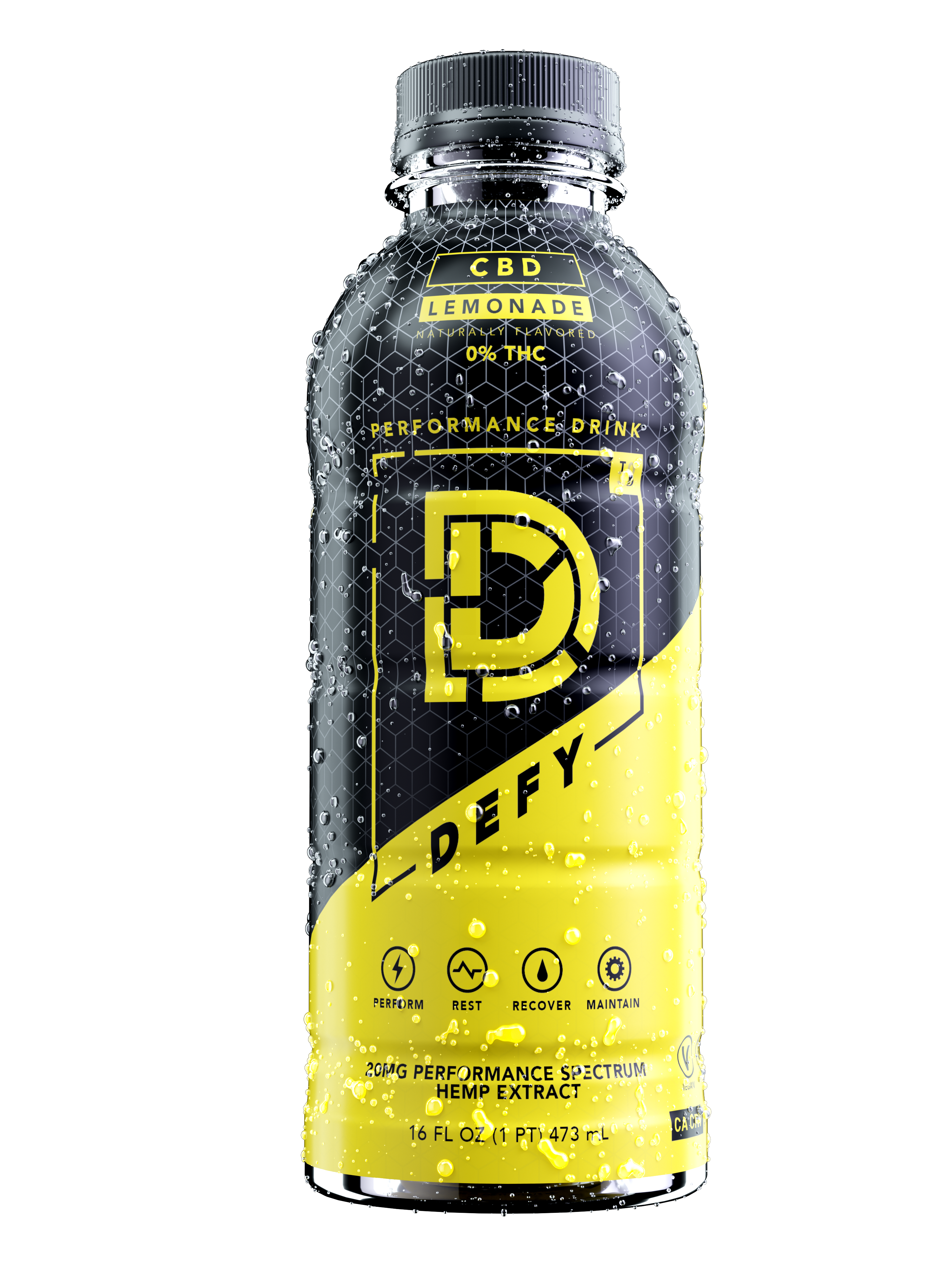 Lemonade - Performance Drink CBD 20mg