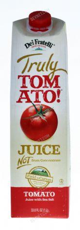 Truly Tomato!