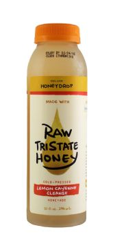 Raw Tristate Honey - Lemon Cayenne Cleanse