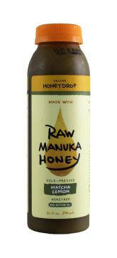 Raw Manuka Honey - Matcha Lemon