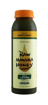 Raw Manuka Honey - Kale Cucumber