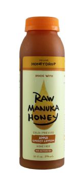 Raw Manuka Honey - Apple Ginger Lemon