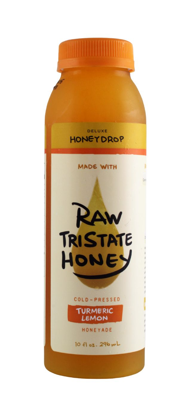 Deluxe Honeydrop: HoneyDrop TurmLem Front