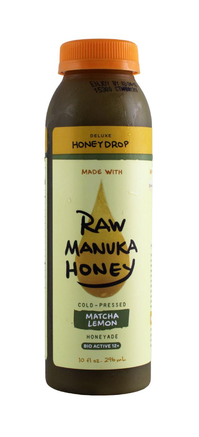 Deluxe Honeydrop: HoneyDrop MatchaLem Front