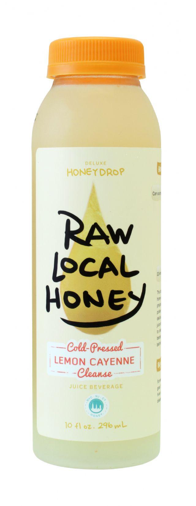 Deluxe Honeydrop: Honeydrop LemonCayenne Front