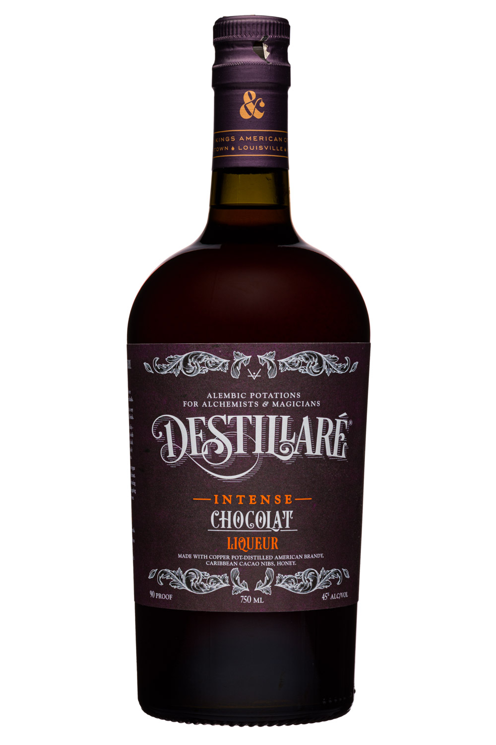 Intense Chocolate Liqueur