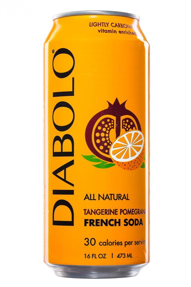 Diabolo: Diabolo-FrenchSoda-TangerinePomegranate-Front