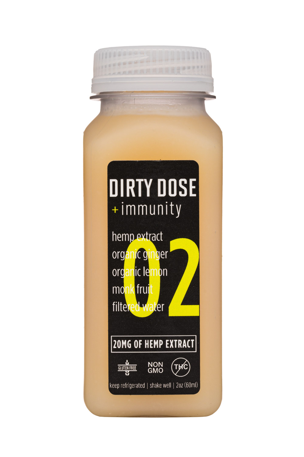 Dirty Dose +immunity 02 - CBD 20mg