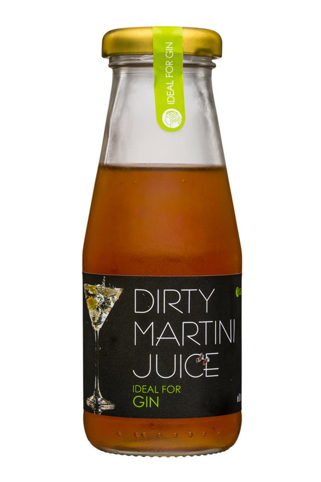 Gaea Dirty Martini Juice: GAEA-DirtyMartiniJuice-Gin-Front