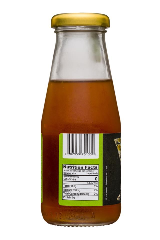Gaea Dirty Martini Juice: GAEA-DirtyMartiniJuice-Gin-Facts
