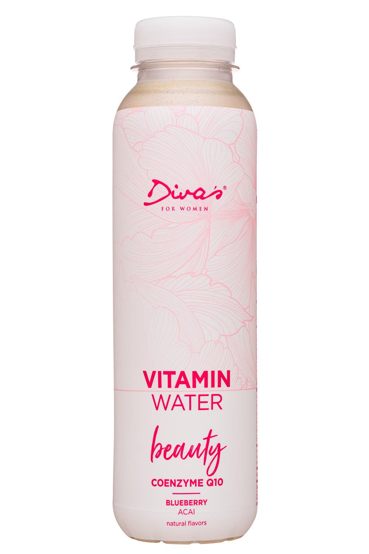Diva's For Women: Divas-14oz-2020-VitaminWater-Beauty-Front