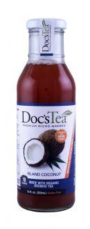 Doc's Tea: DocsTea IslandCoco Front