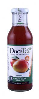 Doc's Tea: DocsTea Mango Front