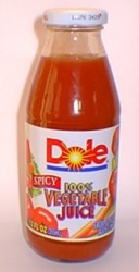 Dole - Spicy 100% Vegetable Juice