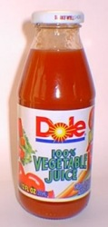 Dole - 100% Vegetable Juice