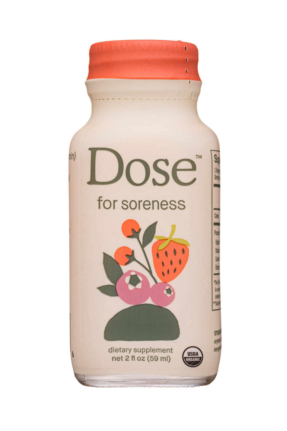 Dose For Soreness