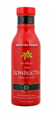 Positive Power Kombucha