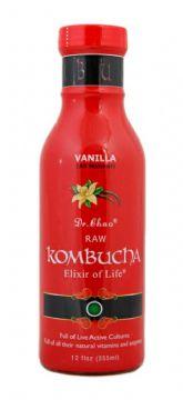 Vanilla Kombucha