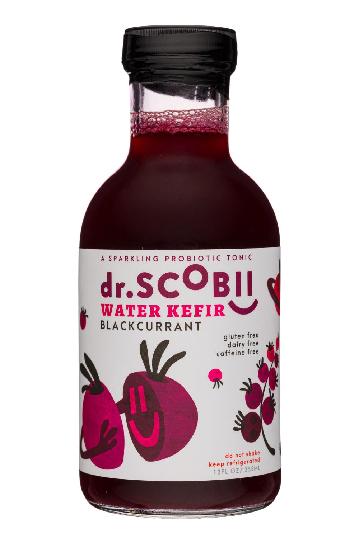 Water Kefir - Blackcurrant